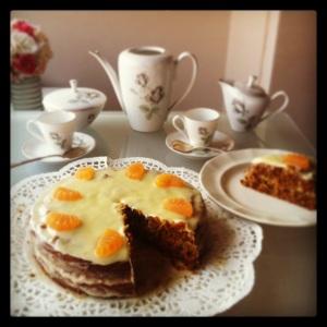 El nostre carrot cake