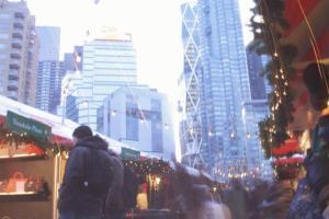 Columbus Circle market
