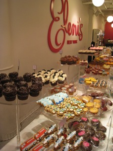 Cakes at Chelsea Market