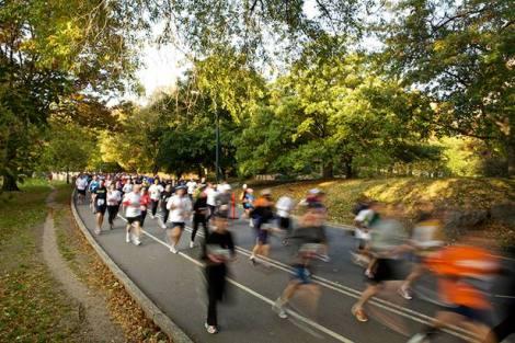 Marató a Central Park