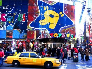 Toys'R Us Times Square