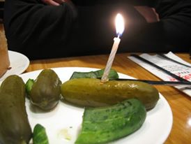 Pickles Carnegie Deli