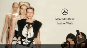 Mercedes Benz Fashion Week New York