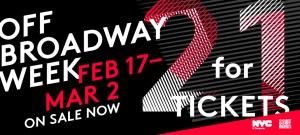 Off Broadway Week