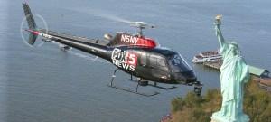 Nova York helicopter