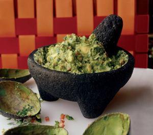 Guacamole de Rosa Mexicano