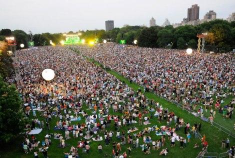 Nova York concerts