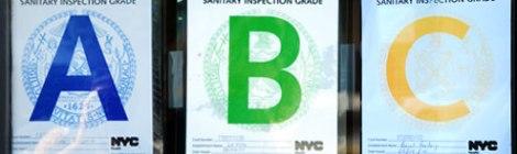 Grade pending Nova York restaurants