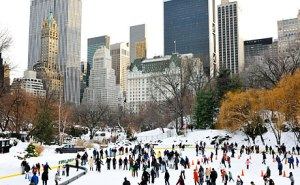 Wollman Rink at Central Park