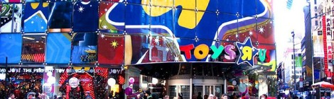 Toys'R'Us Times Square