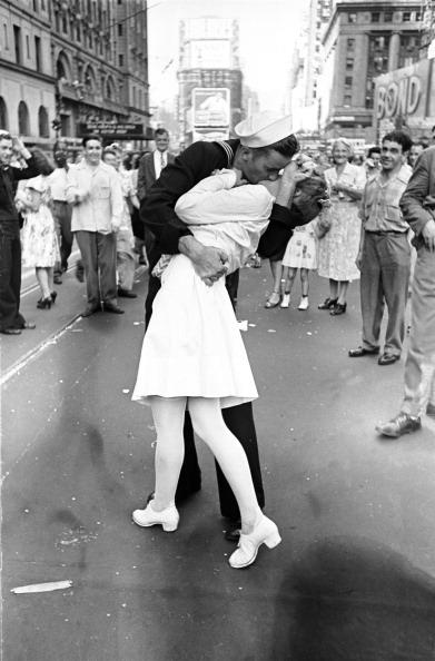 Times Square V-J Day Kiss